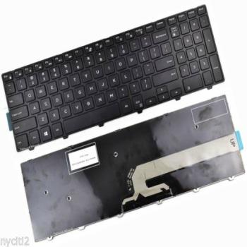 Thay bàn phím Dell Inspiron 3543 , 15 3543, N3543A ,15 3000 3543