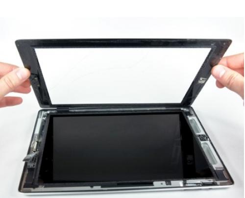 Thay màn hình kính cảm ứng Ipad 4