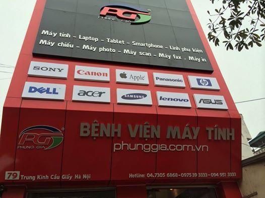 Trung tâm bảo hành laptop Acer Hà Nội