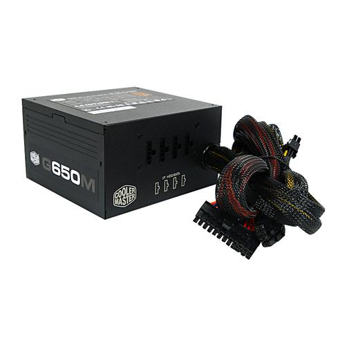 Mua bán nguồn máy tính Cooler Master G650M 650W cũ giá rẻ hà nội