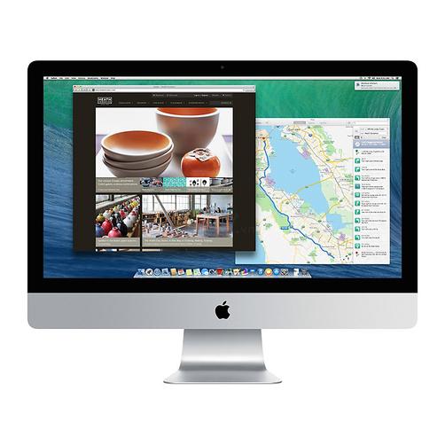 Sửa máy tính All In One Apple iMac ME087ZP/A 21.5 inches uy tín hà nội