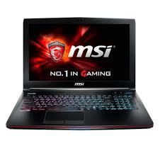 Sửa máy tính xách tay MSI GE62 2QD uy tín hà nội
