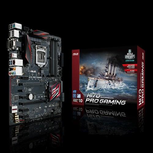 Sửa chữa mainboard Asus H170-Pro Gaming uy tín hà nội