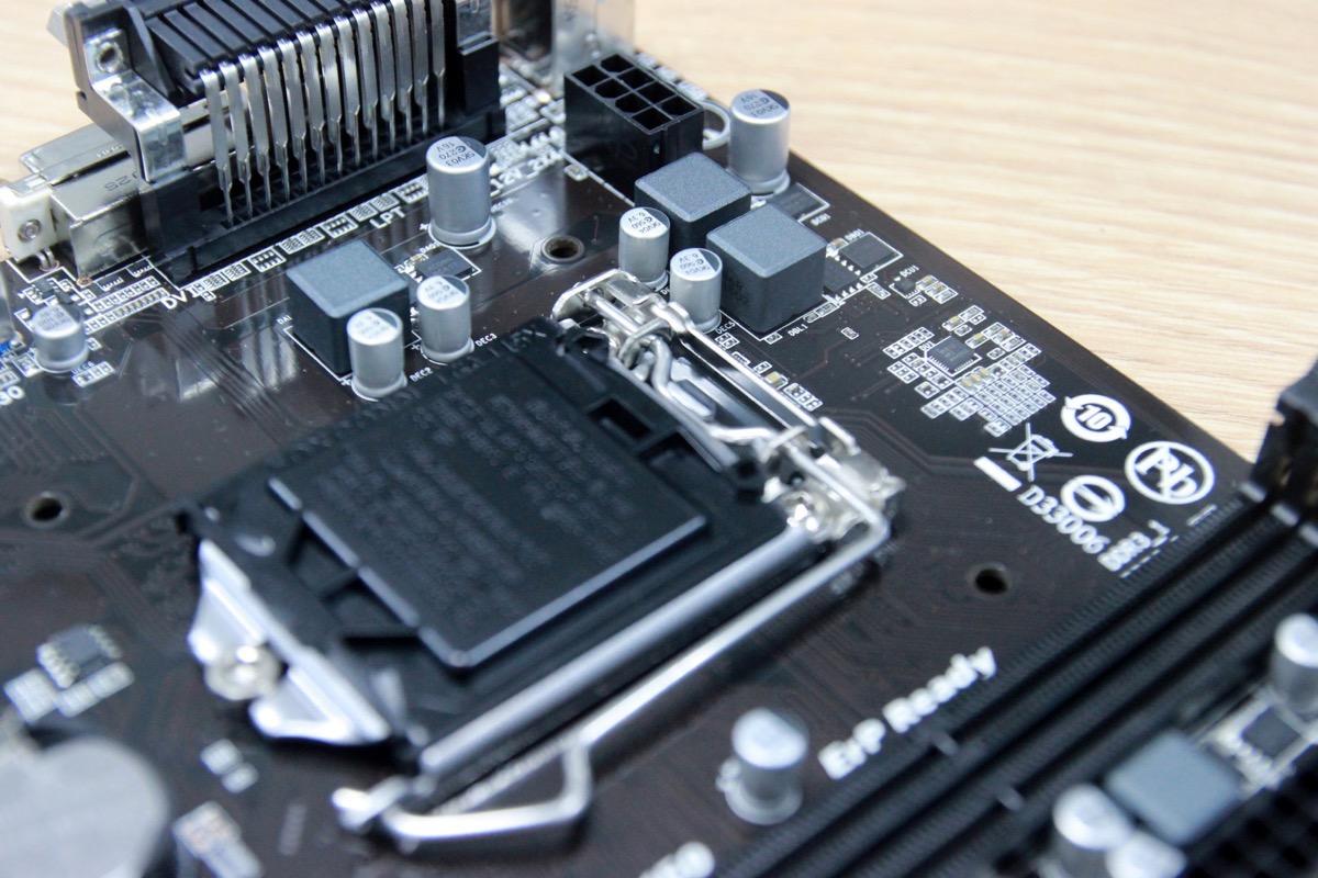 Sửa chữa mainboard Gigabyte P81-D3 uy tín hà nội