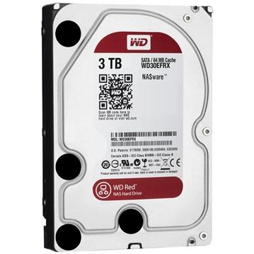 Sửa Ổ cứng HDD Western Digital Caviar Red Pro WD3001FFSX 3TB uy tín hà nội