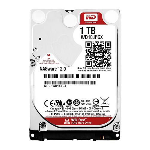 Sửa Ổ cứng HDD WD Red WD10JFCX 1TB uy tín hà nội