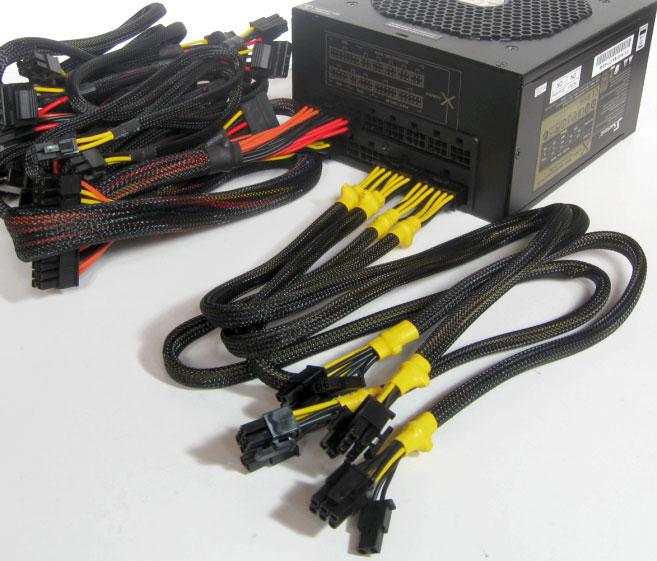 Sửa nguồn máy tính Seasonic X750 Gold 750W uy tín hà nội