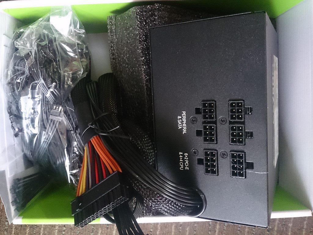 Sửa nguồn máy tính Corsair CS750M 750W uy tín hà nội