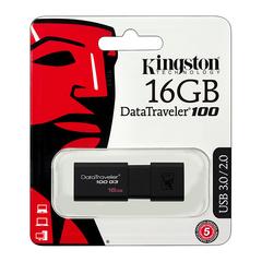 Sửa cứu dữ liệu ổ USB 3.0 Kingston DataTraveler 100 G3 16GB
