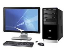 Sửa máy tính cây để bàn HP Pavilion Desktop A6035L