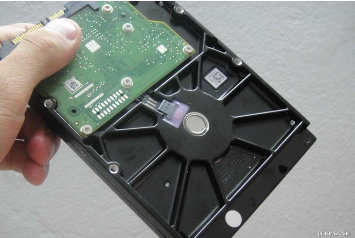 Mua bán ổ cứng Seagate 250Gb SATA cũ giá rẻ hà nội