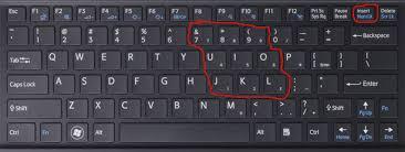 Khắc phục sửa lỗi bàn phím laptop bị loạn chữ