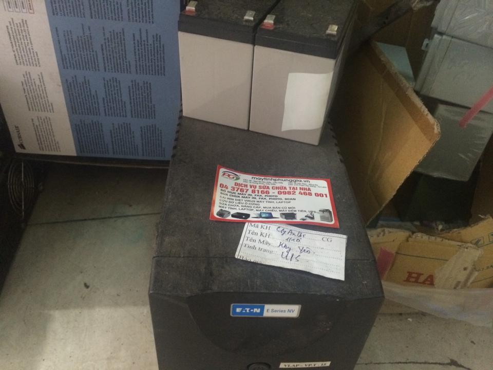 Nhận bảo trì sửa chữa bộ lưu điện UPS ở hà nội