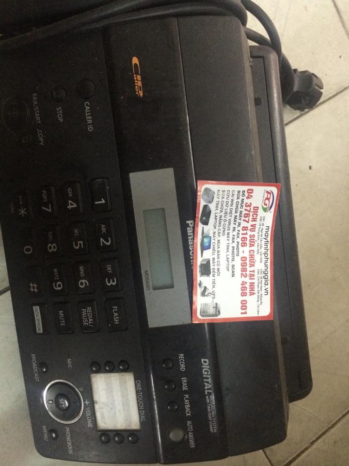 Địa chỉ sửa máy fax tại nhà hà nội