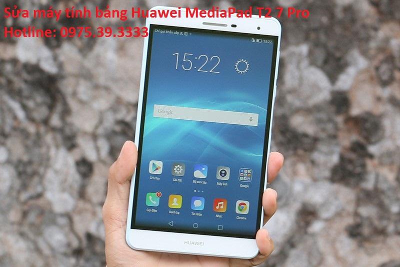 Nhận sửa máy tính bảng Huawei MediaPad T2 7 Pro thay màn hình cảm ứng