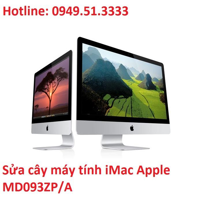 Sửa cây máy tính iMac Apple MD093ZP/A