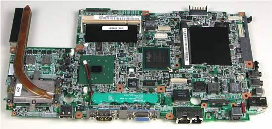 Bán Mainboard Dell Latitude D400