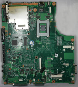 Mainboard laptop Toshiba Satellite A200 A205