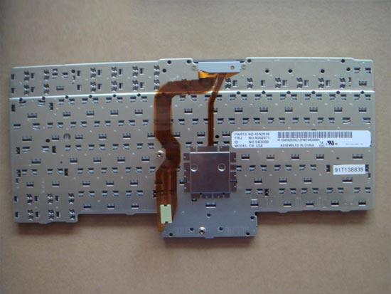 Thay bàn phím Lenovo T400s