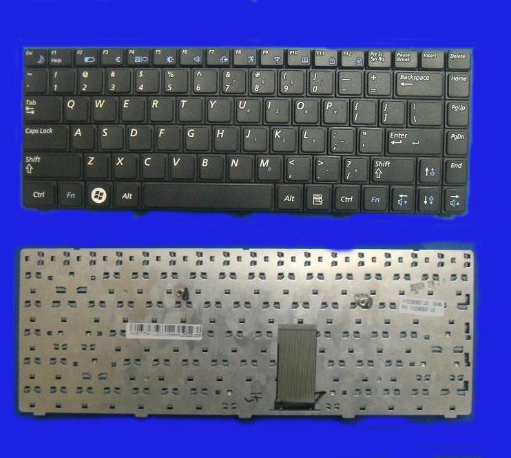 Bàn phím laptop Samsung NC108