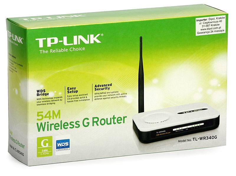 Bán bộ phát wifi TP-Link TL-WR340G