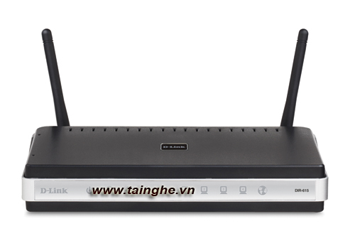 D-LINK DIR-615 Wireless N Router
