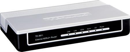 MODEM ADSL TP Link TD 8817