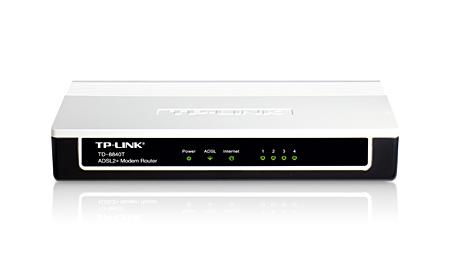 ADSL2+ Modem Router TD-8840T
