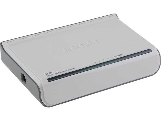 Switch tenda 5 cổng S105