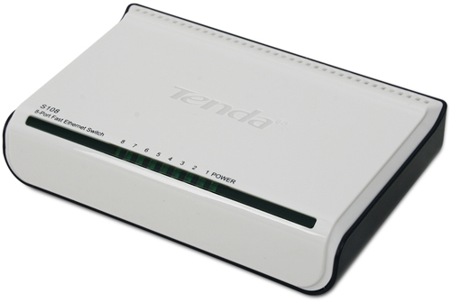Switch tenda 8 port S108