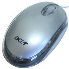 Chuột quang Acer A816 dây rút cổng USB và PS2