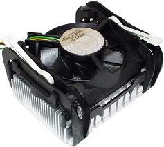 Quạt tản nhiệt - Fan socket 478 gông nhựa
