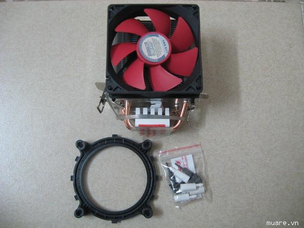 Quạt tản nhiệt HEATPIPE CPU COOLER HP-928