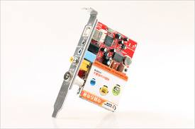 Tivi box Gadmei Card PCI TP228 / TP228F Card Internal - Remote
