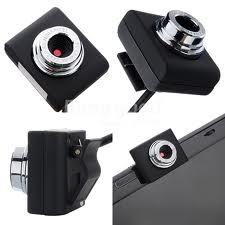 Webcam mini laptop PC01M Black