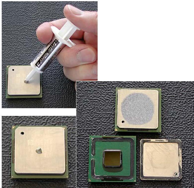 Keo tản nhiệt CPU
