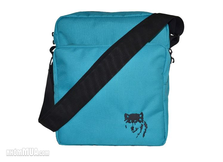 Túi đựng laptop mini 10 inch màu xanh ngọc