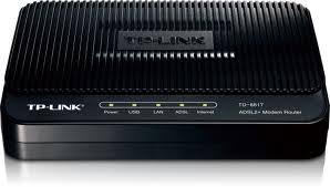 TP LINK TD-8817