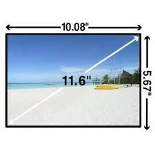 Thay màn hình laptop macbook 11.6 inch LED