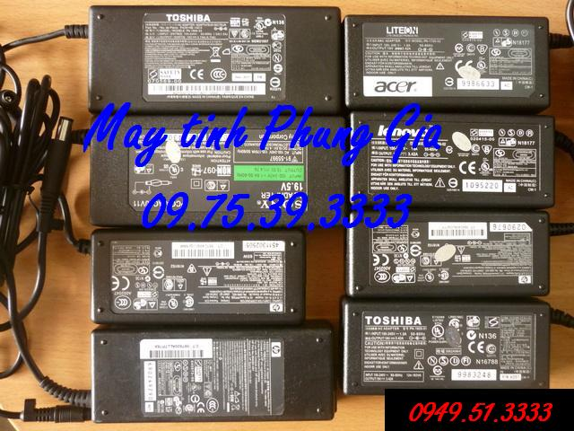 Mua bán sạc laptop Sony vaio VGN-FS