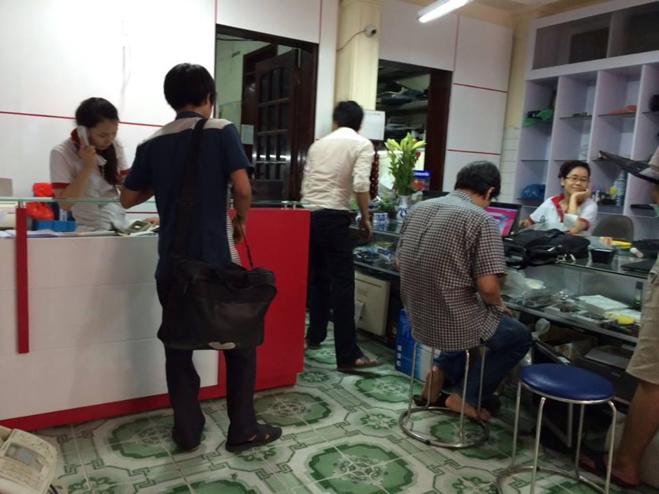 Tuyển nhân viên kỹ thuật sửa chữa laptop