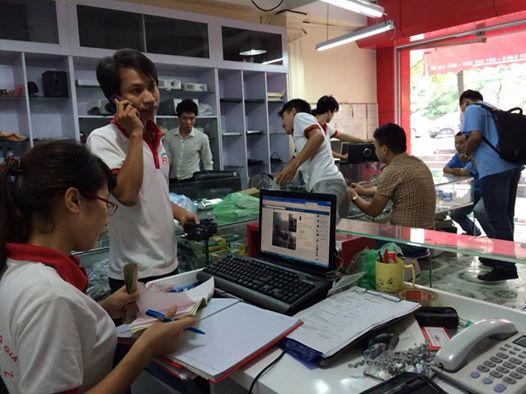 Thay màn hình laptop HP DV3z chính hãng
