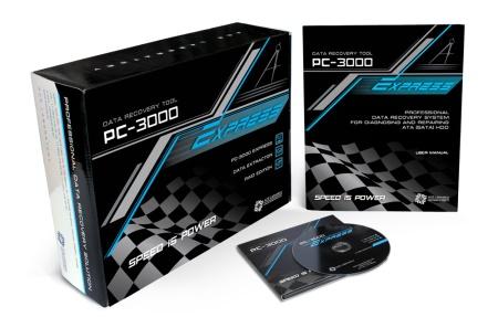 Sửa chữa ổ cứng, Giới thiệu máy cứu dữ liệu PC-3000 Express