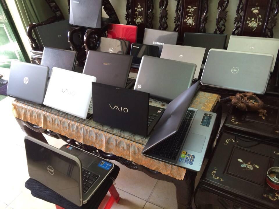Thu mua laptop cũ Asus tại hà nội