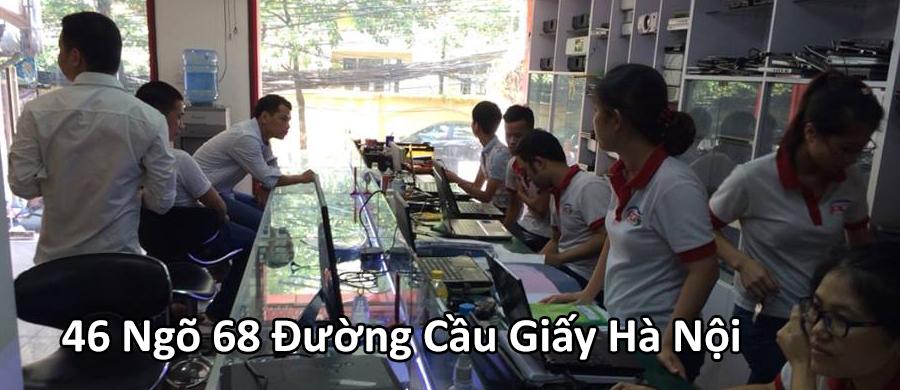 Trung tâm sửa chữa máy tính laptop 2 ngõ 218 Phạm Văn Đồng Hà Nội, 0975.39.3333